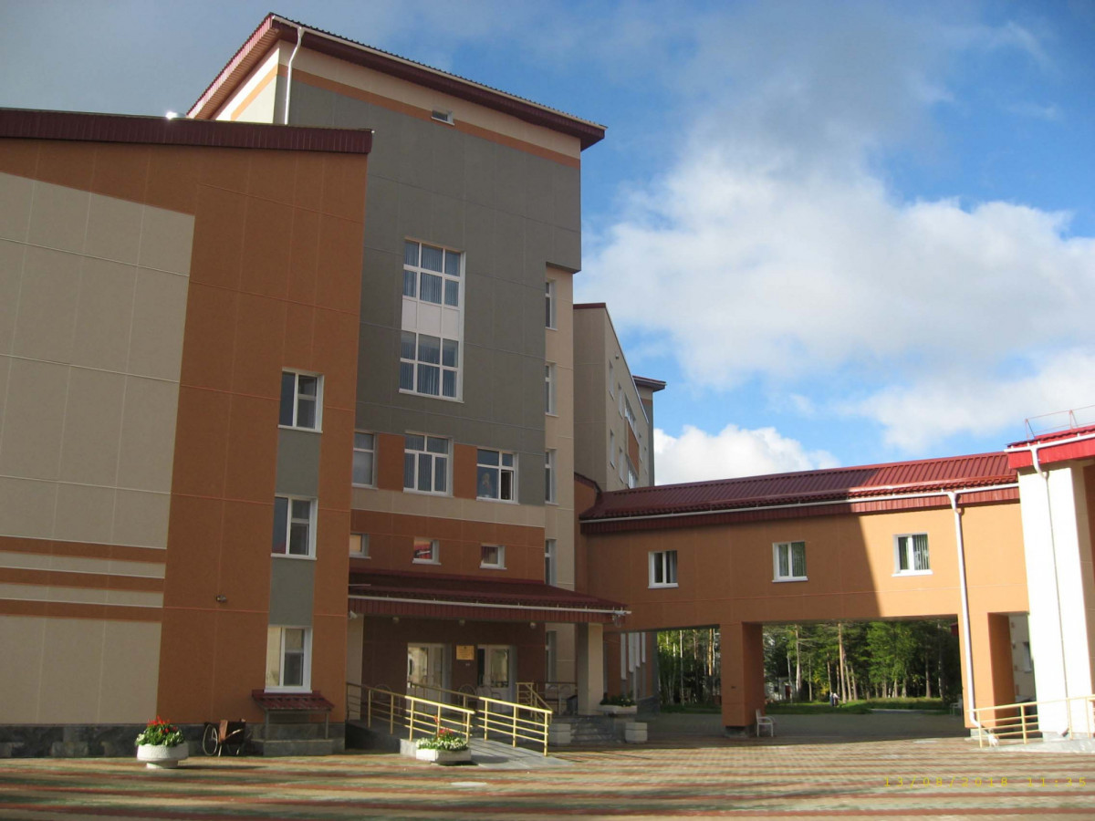 Здание Геронтологического центра