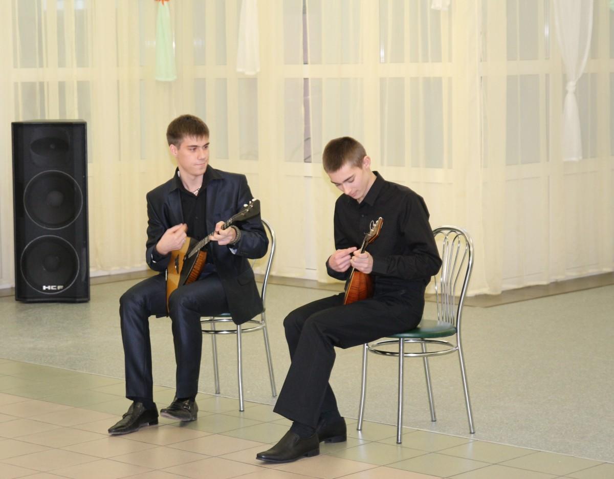 Творческий коллектив Сургутского музыкального колледжа