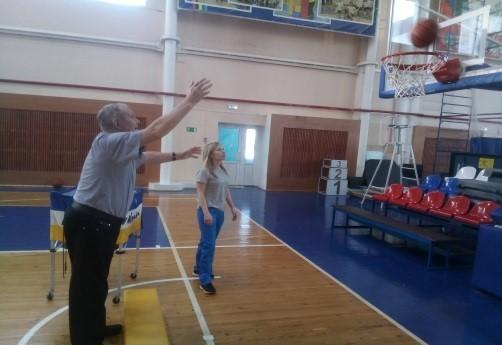 Спортивное мероприятие для людей с ограниченными возможностями здоровья