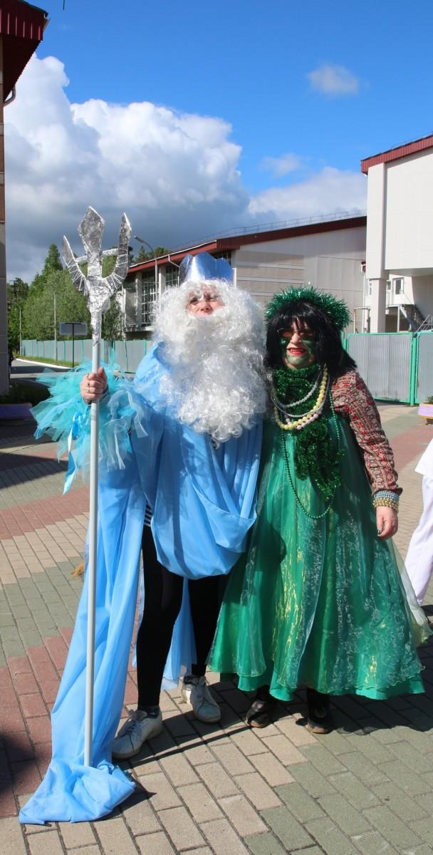 Праздничное мероприятие День Ивана Купала